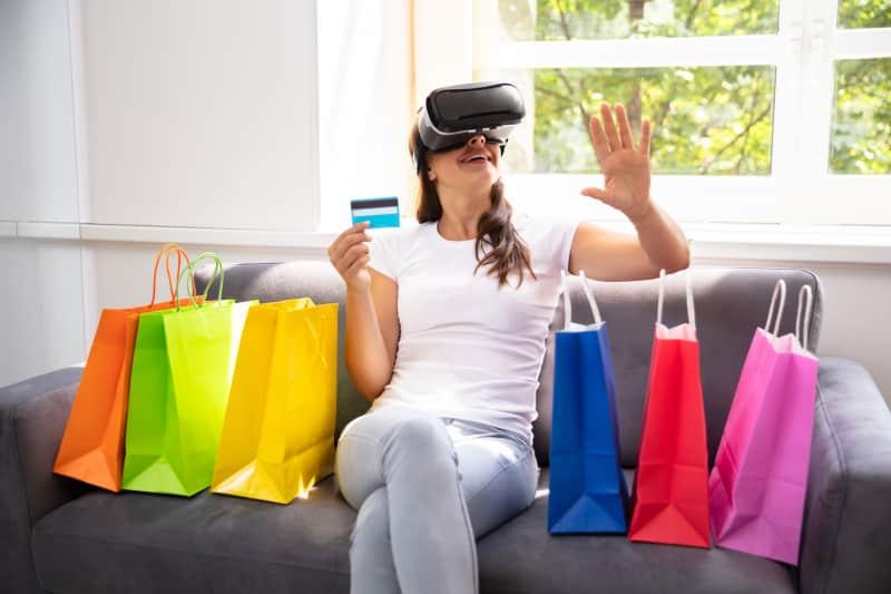 Kundeneinkaufserlebnis