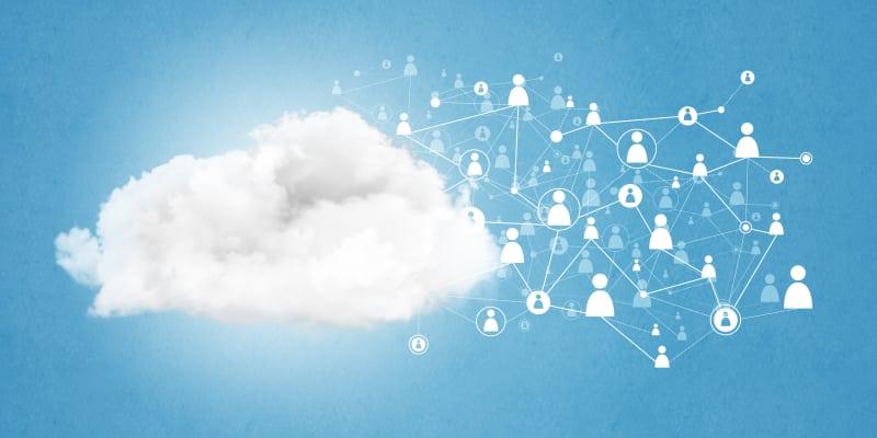 Erweiterung der Cloud-Technologie