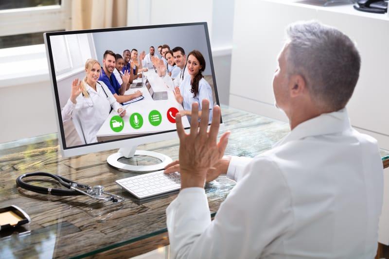 Online-Besprechungsräume