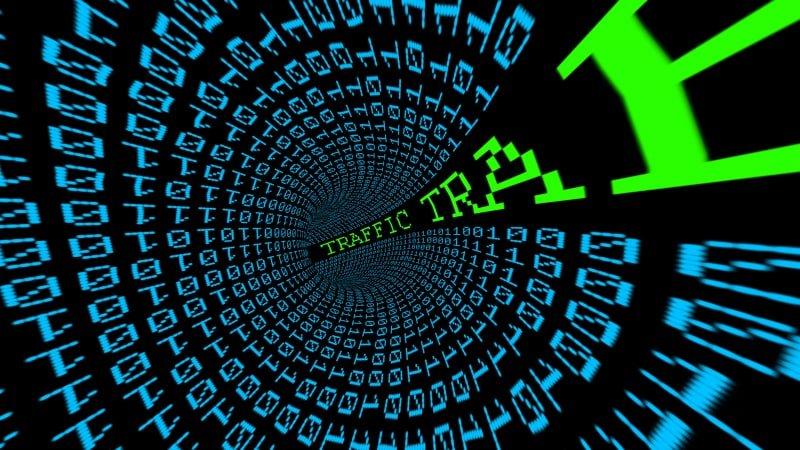 Online-Datenverkehr